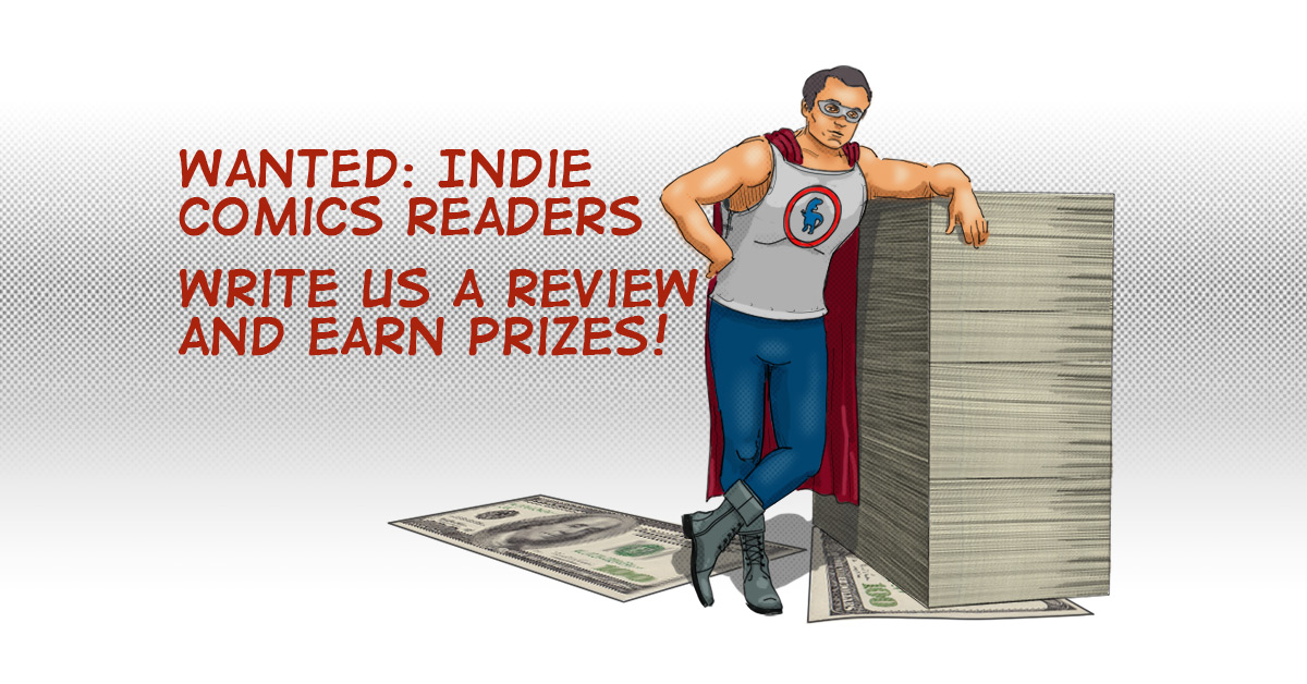 rextale production review comics win prizes