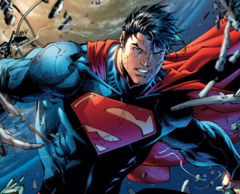 rextale top 20 overpowered dc characters superman