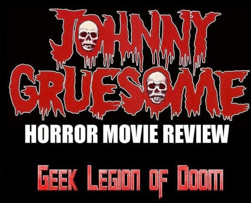 Johnny Gruesome new